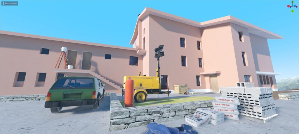 Monte Brè Game Albergo 01