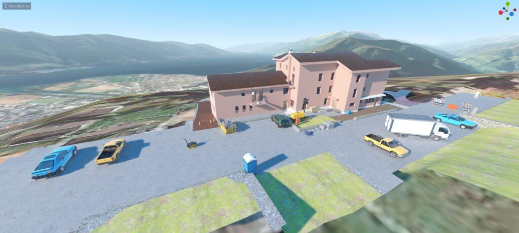 Monte Brè Game Albergo 04